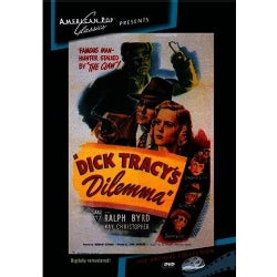 Dick Tracy's Dilemma (DVD)