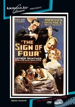 Sherlock Holmes: Sign Of Four (DVD)