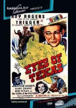 Eyes Of Texas (DVD)