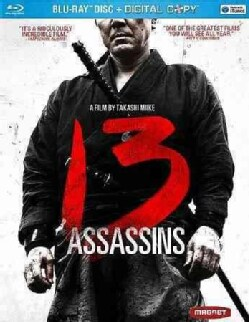 13 Assassins (Blu-ray Disc)