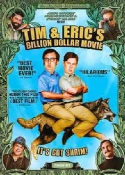Tim & Eric's Billion Dollar Movie (DVD)