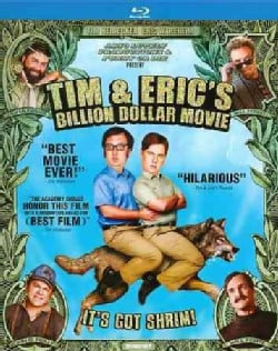Tim & Eric's Billion Dollar Movie (Blu-ray Disc)