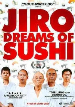Jiro Dreams Of Sushi (DVD)