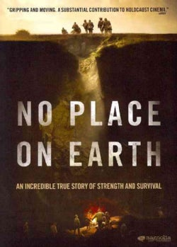 No Place On Earth (DVD)