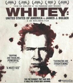Whitey: United States Of America V. James J. Bulger (Blu-ray Disc)