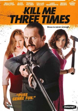Kill Me Three Times (DVD)