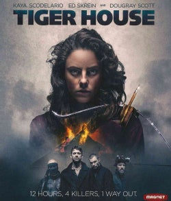 Tiger House (Blu-ray Disc)