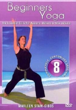 Yoga for Beginners: The Essential Guide for Runners, Walkers & Desk Jockeys (DVD)