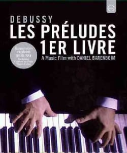 Debussy: Les Preludes (Blu-ray Disc)