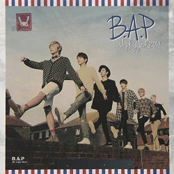 B.A.P - B.A.P UNPLUGGED 2014 (4TH SINGLE ALBUM)