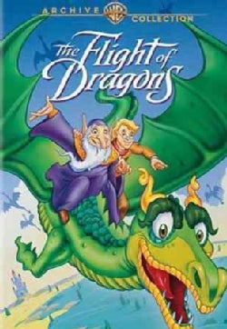 The Flight Of Dragons (DVD)