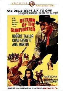 Return Of The Gunfighter (DVD)