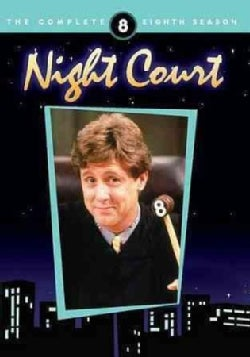 Night Court: The Complete Eighth Season (DVD)