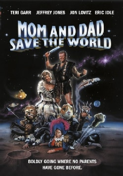 Mom And Dad Save The World (DVD)