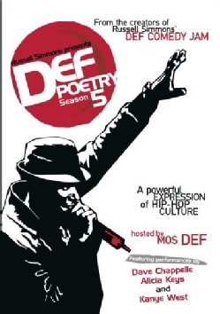 Russell Simmons Presents Def Poetry Season 5 (DVD)