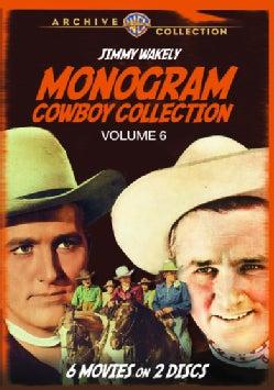 Monogram Cowboy Collection Vol. 6 (DVD)