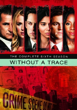 Without A Trace: The Complete Sixth Season (DVD)