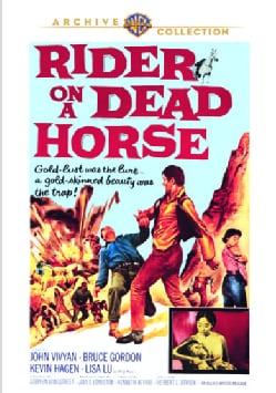 Rider On A Dead Horse (DVD)