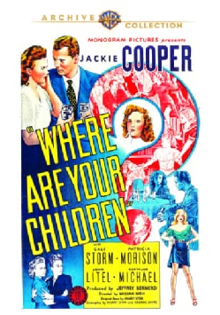 Where Are Your Children (DVD)