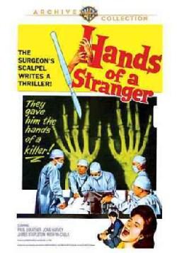 Hands Of A Stranger (DVD)