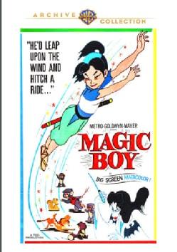 Magic Boy (DVD)