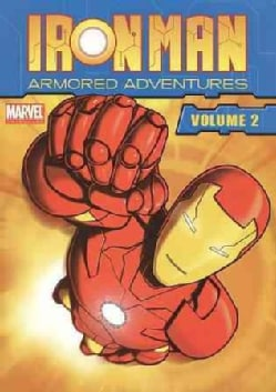 Iron Man: Armored Adventures Vol 2 (DVD)