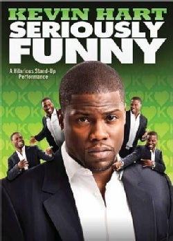 Kevin Hart: Seriously Funny (DVD)