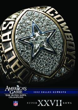 NFL America's Game: 1992 Cowboys (DVD)