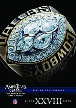 NFL America's Game: 1993 Cowboys (DVD)