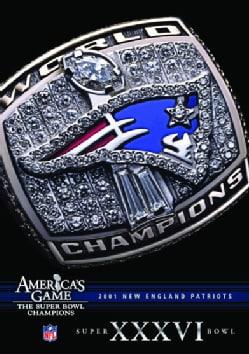 NFL America's Game: 2001 Patriots (DVD)
