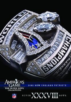 NFL America's Game: 2003 Patriots (DVD)