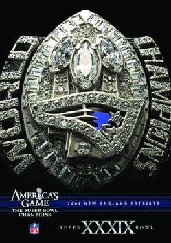 NFL America's Game: 2004 Patriots (DVD)