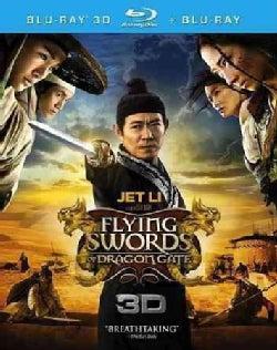 Flying Swords Of Dragon Gate 3D (Blu-ray Disc)