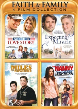 Soldier Love Story/Expecting A Miracle/Miles From Nowhere/The Nanny Express (DVD)