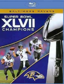 Super Bowl XLVII Champions (Blu-ray Disc)