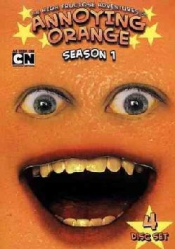 The High Fructose Adventures of Annoying Orange: Season 1 (DVD)