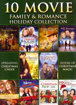 10 Movie Family & Romance Holiday Collection (DVD)