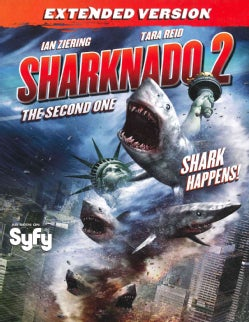 Sharknado 2: The Second One (Blu-ray Disc)