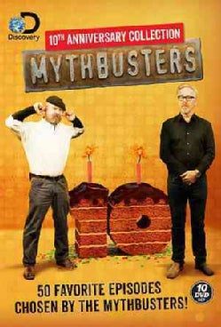 MythBusters: 10th Anniversary Collection (DVD)