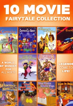 10 Movie Fairytale Collection (DVD)