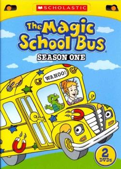 The Magic School Bus: Season 1 (DVD)