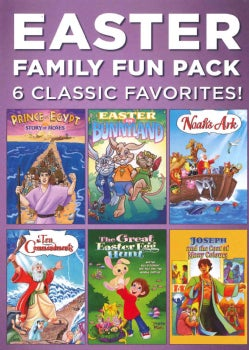 Easter Family Fun Pack (DVD)