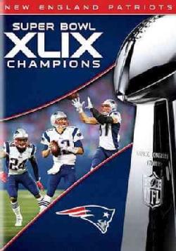 NFL Super Bowl Champions XLIX (Blu-ray Disc)