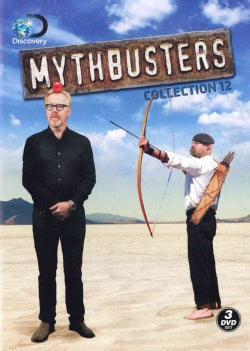 MythBusters: Collection 12 (DVD)