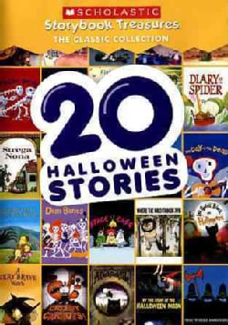 20 Halloween Stories Scholastic Storybook Treasures: The Classic Collection (DVD)