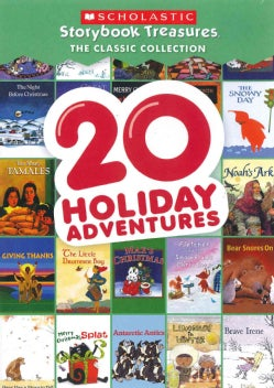 20 Holiday Adventures Scholastic Storybook Treasures: The Classic Collection (DVD)