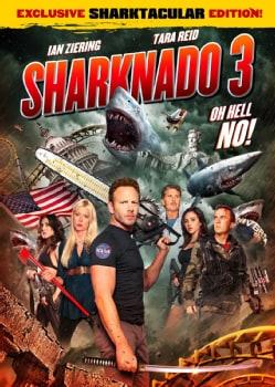 Sharknado 3: Oh Hell No! (Blu-ray Disc)