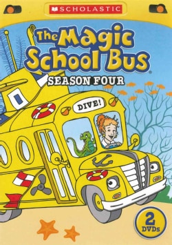 The Magic School Bus: Season 4 (DVD)