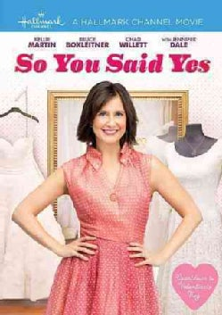 So You Said Yes (DVD)