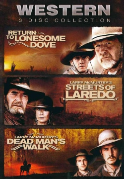 Return To Lonesome Dove/Streets Of Laredo/Dead Man's Walk (DVD)